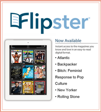 Flipster from EBSCO