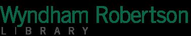Wyndham Robertson Library
